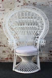 peacock chair peacock chair like white and wicker peacock chairs