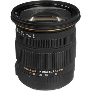 Nankai Sigmat Digital 12 Quot sigma 17mm 50mm f2 8 ex dc os hsm lens f canon usa 583101