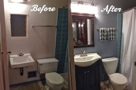 Diy Bathroom Designs Hometalk Diy Bathroom Renovation