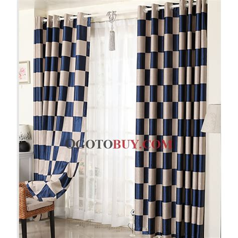 blue and white plaid curtains living room curtains ebay electronics cars fashion ask