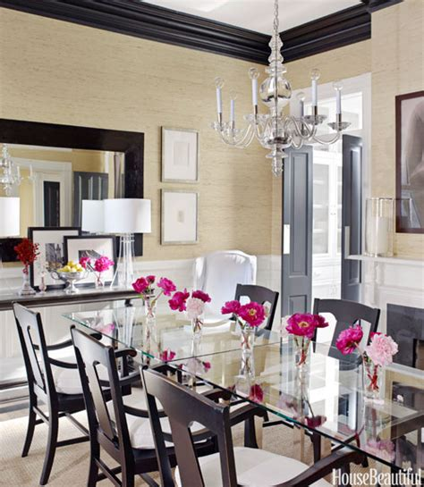house beautiful dining rooms simple glamorous dining room house beautiful pinterest
