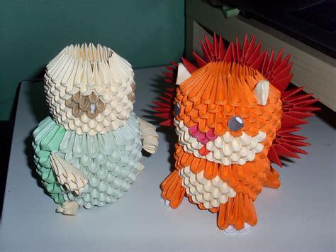 3d origami lion tutorial 3d origami lion and album skong 3d origami art