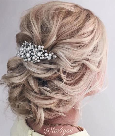 blonde wedding updos 40 chic wedding hair updos for elegant brides