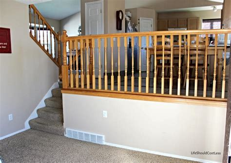 Sanding A Banister by Sanding Banister Spindles 28 Images Best 25 Painted