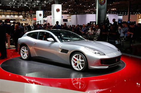 Ferrari Gtc4 Lusso T by Ferrari Gtc4 Lusso T Revealed With 602bhp Turbocharged V8