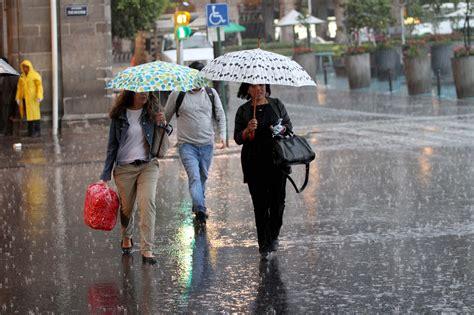 imagenes de fuertes lluvias prev 233 n tormentas torrenciales en tamaulipas slp hidalgo