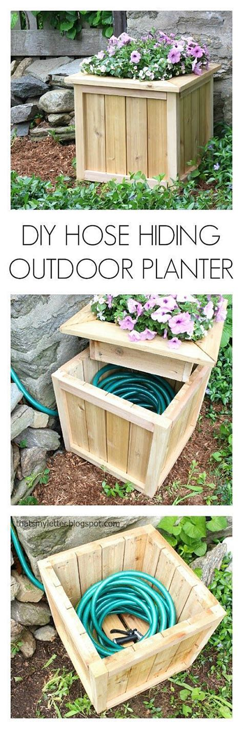Wood Planter Box Diy by 32 Best Diy Pallet And Wood Planter Box Ideas And Designs