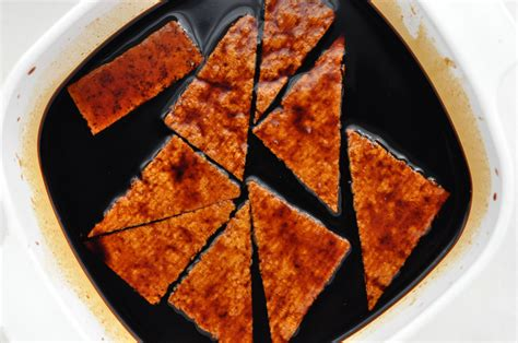 using different types of tofu in recipes