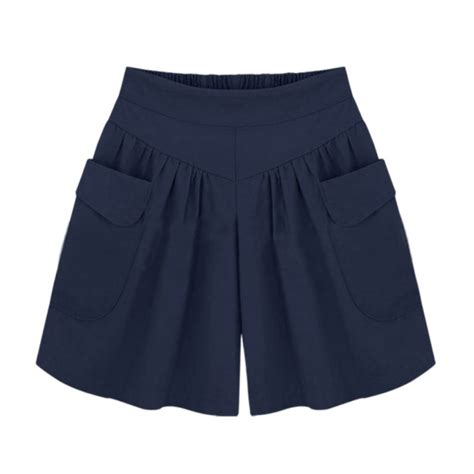 Summer Shorts by Plus Size Summer Casual Shorts High