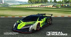 Lamborghini Real Real Racing 3 Tuning Lamborghini Veneno