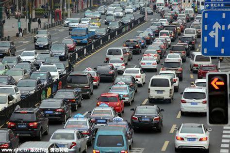 Traffic Mba by Image Gallery Shanghai Traffic