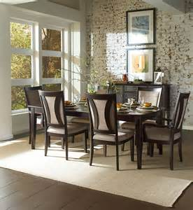 Elegant formal dining room wall murals design picture pictures to pin