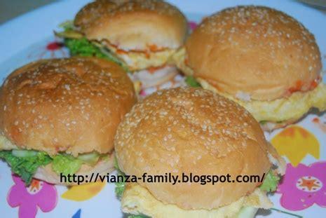Roti Burger Murah Higenis Isi 6 burger isi telur