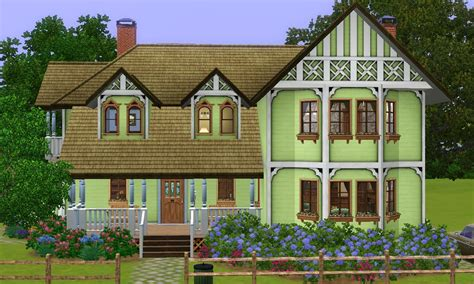 folk victorian mod the sims folk victorian the restoration