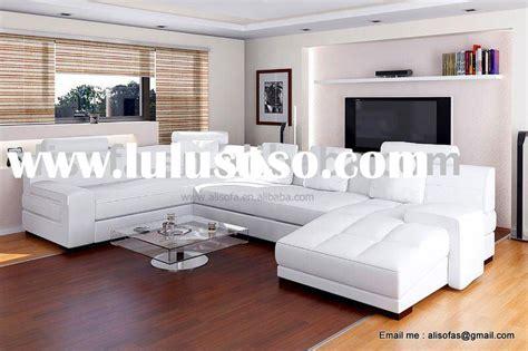 Mid Century Modern White Leather Corner Sofa Mid Century White Leather Corner Sofa Sale