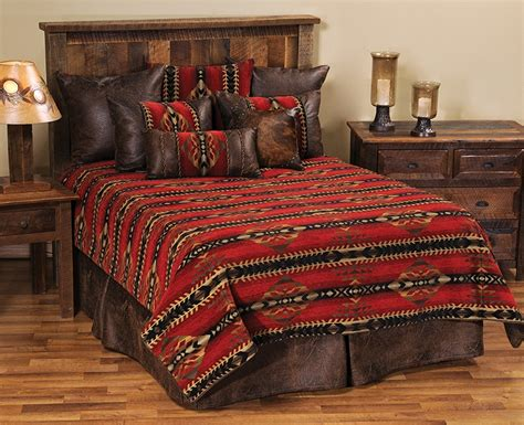 Southwestern Bedding Sets Gallop Southwestern Bedding Archives Cowboy Western Decor