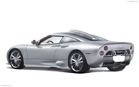 2009 spyker c8 aileron widescreen car picture 01
