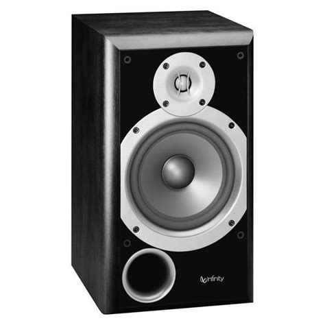 infinity primus 163 bookshelf speaker review