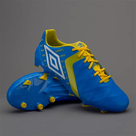 Sepatu Futsal Umbro Medusae sepatu bola umbro medusae ii pro fg electric blue white