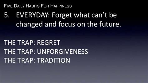 24 Daily Habits That Will Five Daily Habits For Happiness