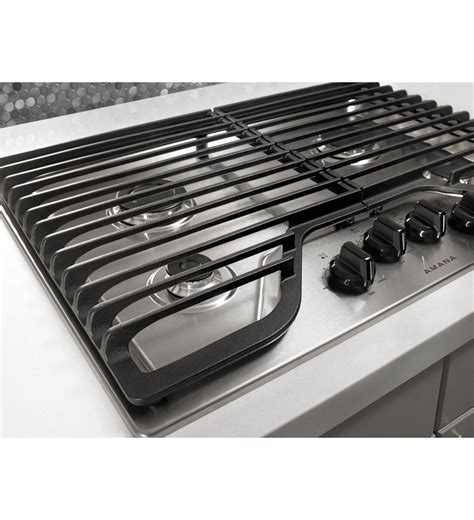 best gas cooktop 30 agc6540kfw 30 inch gas cooktop with 4 burners