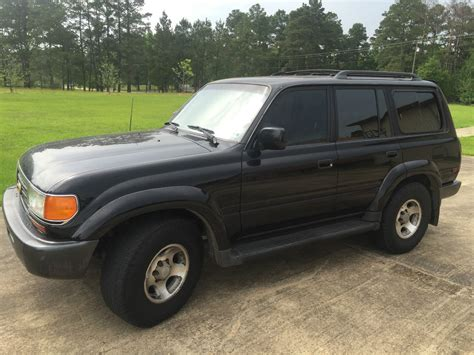 Toyota Land Cruiser For Sale In Usa 1997 Toyota Land Cruiser 4 215 4 For Sale