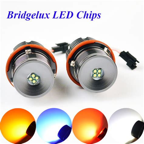 Lu Led Motor Cree flytop led marker 2 20w 40w 1 set cree led chips bridgelux white blue yellow for