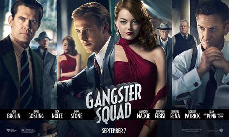 Guter Drogen Gangster Film | neues banner f 252 r gangster squad filmfutter