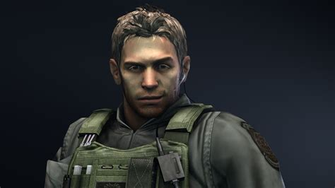 chris redfield by rafas47 on deviantart