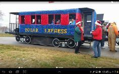 polar express float ideas ideas on