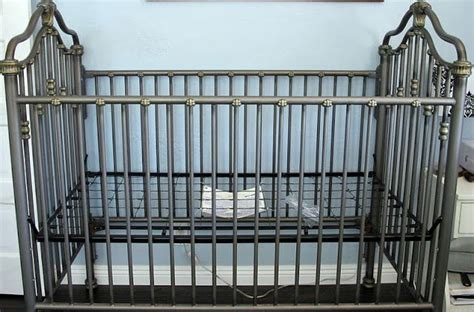 Craigslist Baby Cribs For Sale by Iron Crib It Is