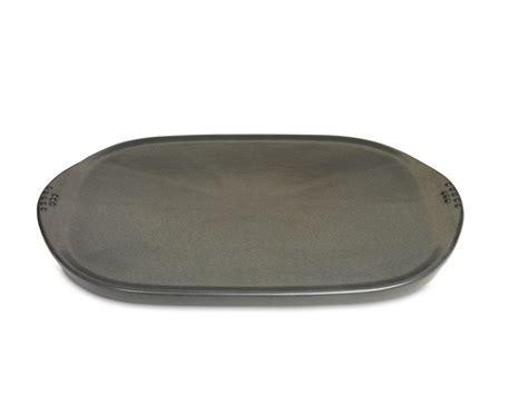 Plancha A Gaz 2299 by Weber Ceramic Griddle The Barbecue Store Spain
