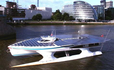 river thames boat names world s largest solar boat record atlantic crossing 22