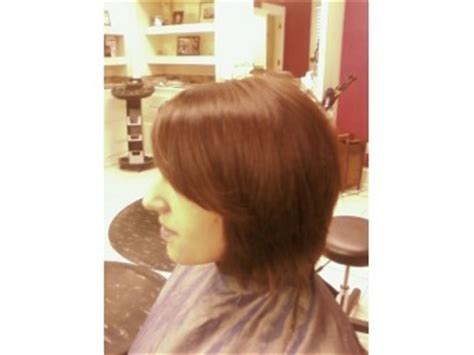 can you pull a long bob into a ponytail long inverted bob long enough to pull back into a low