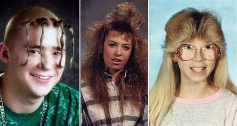 80s rock band hairstyles ridiculous 80s and 90s hairstyles that should never come