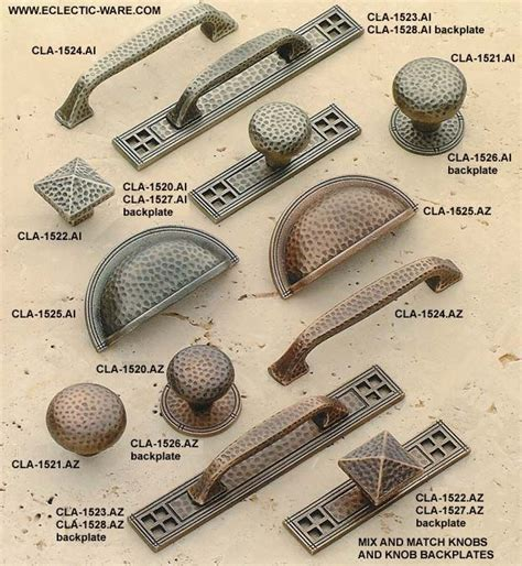 Mission Style Kitchen Cabinet Hardware by Kitchen Cabinet Hardware Arts Amp Crafts For The Home