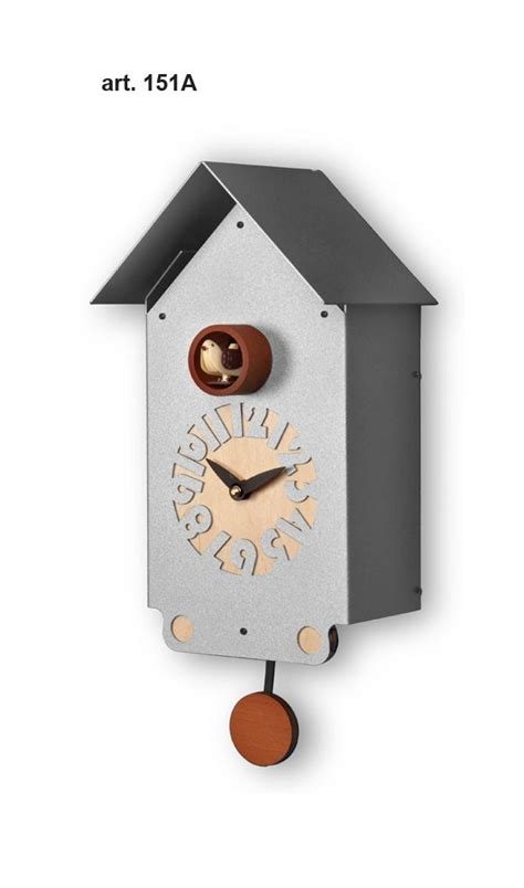 modern cuckoo clock modern gifts design gifts unique gifts modern cuckoo