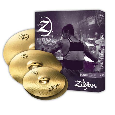 Cymbal Zildjian Planet Z Plz4680 Uk 14 18 20 10 1 Zildjian Planet Z Performance Set Cymbal Pack At