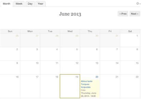 Calendar Contextual Images Contextual Filters And Arguments In Drupal