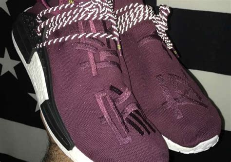 Nmd Human Race Friends And Family pharrell gave out unreleased adidas nmds to friends and
