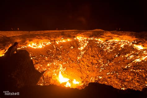the door to hell turkmenistan s crater of earth
