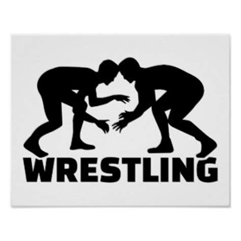 printable wrestling quotes wrestling posters zazzle