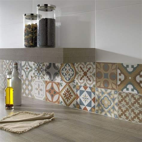 deco carrelage cuisine idee deco carrelage mural cuisine maison design bahbe com