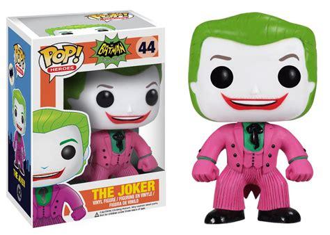 Murah Funko Pop Heroes Dc Universe The Joker 6 pop heroes joker 1966 funko