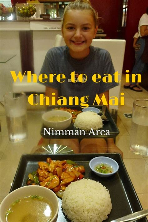 family friendly guide to chiang mai tieland to family friendly places to eat in chiang mai thailand so