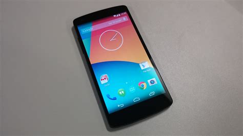 android nexus 5 nexus 5 review uk pc advisor