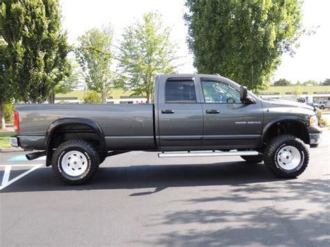 2003 dodge ram 2500 4x4 2003 dodge ram 2500 slt 4x4 5 9l diesel 6 speed