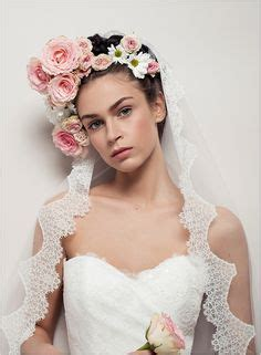 Wedding Hair Flower Real Or by 1000 Images About Flower Headdress Crowns On