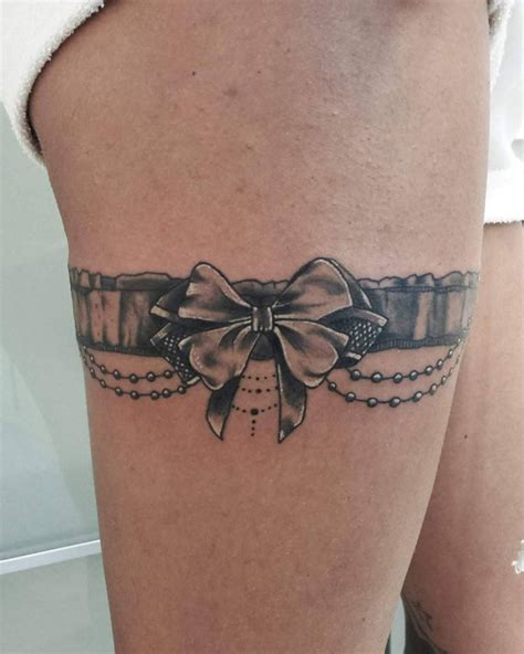 garter tattoo 20 garter designs ideas design trends premium