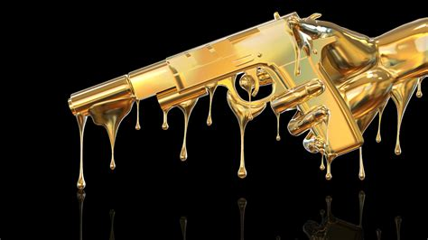 gold gun themes dripping gold gun theme on ps4 official playstation store us